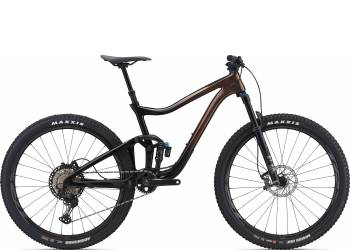 Велосипед Giant Trance Advanced Pro 29 1 (2021)