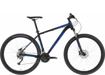 "Велосипед Kellys SPIDER 50 BLACK BLUE 29"" (2020)"