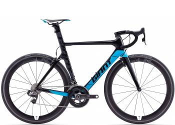 Велосипед Giant Propel Advanced SL 0-RED eTap (2017)