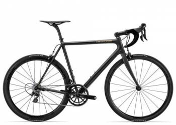 Велосипед Cannondale Supersix Evo Black Inc (2014)