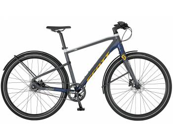 Велосипед SCOTT SILENCE SPEED 10 MEN BIKE (2017)