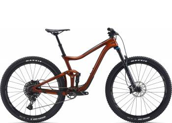 Велосипед Giant Trance Advanced Pro 29 2 (2020)