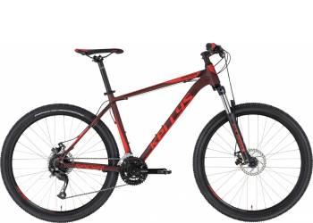"Велосипед Kellys SPIDER 10 RED 27.5"" (2020)"