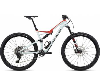 Велосипед Specialized Stumpjumper FSR Pro Carbon 29 (2017)