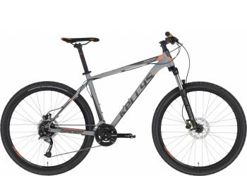 "Велосипед Kellys SPIDER 30 GREY ORANGE 27.5"" (2020)"