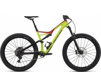 Велосипед Specialized Stumpjumper FSR Comp Carbon 6Fattie (2017)