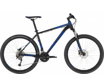 "Велосипед Kellys SPIDER 50 BLACK BLUE 27.5"" (2020)"